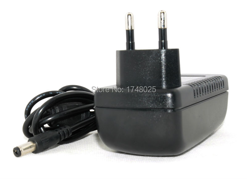 Free shipping 1pcs EU input 100 240v AC DC 12 volt 1 67 amp DC Adapter
