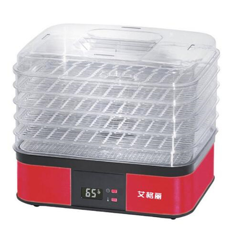 5 Trays Food Dehydrator Electric Food Dryer Fruits/Vagetables Drying Machine Pet Treats Dehydrators food security