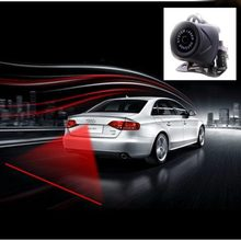 Car Red Laser Fog Rear Anti-Collision Safety Taillight Warning Signal Light Lamp Free Shipping&Wholesales