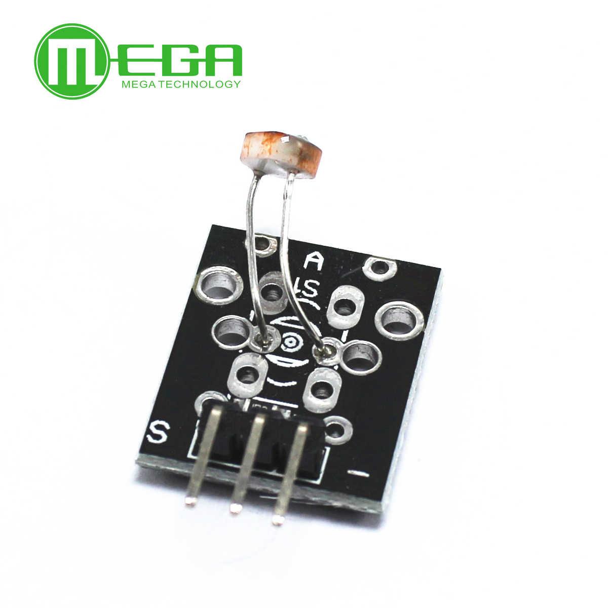 Le module de lumière de résistance sensible optique photosensible de KY-018 détecte le module de résistance pour le capteur de kit de bricolage