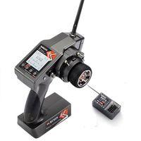 RadioLink TX RC6GS 2 4G 6CH RC Car Controller Transmitter R6FG Gyro Inside Receiver Spare Parts