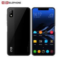 ELEPHONE A4 3 Гб оперативной памяти, 16 Гб встроенной памяти, мобильный телефон Android 8,1 Face ID 5,85 «1440*720 P HD + 18:9 Дисплей, полный Экран 13MP + 5MP MTK6739 Quad-core