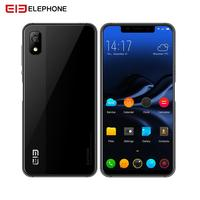 ELEPHONE A4 3GB 16GB Mobile Phone Android 8.1 Face ID 5.85 1440*720P HD+ 18:9 Display,Full Screen 13MP+5MP MTK6739 Quad core