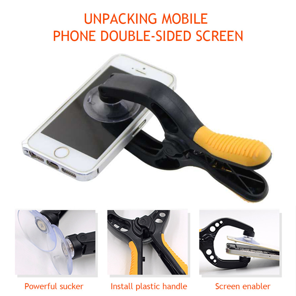 Repair Tools Phone Screen Separation Disassemble Tool Powerful Sucker Screen LCD Opening Pliers For IPhone Repair Tool