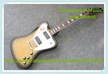 China Custom Shop Vintage Sunburst Finish Firebird Electric Guitars With Chrome Hardware For Sale