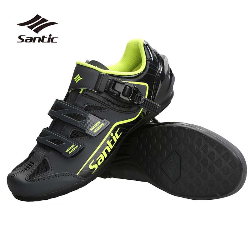 Santic Professional Road Bike Shoes Men Unlocked Rubber Mountain Cycling Shoes 2018 Breathable Bicycle Shoes Zapatillas CiclismoSantic Professional Road Bike Shoes Men Unlocked Rubber Mountain Cycling Shoes 2018 Breathable Bicycle Shoes Zapatillas Ciclismo