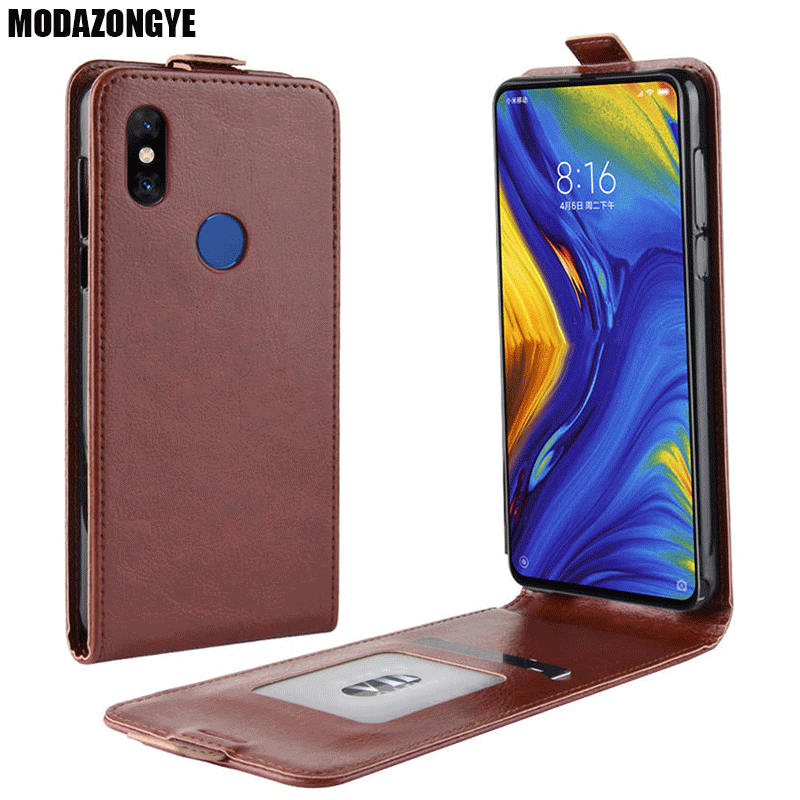 Xiaomi Mi Mix 3 Case Wallet PU Leather Back Cover Phone Case Xiomi Xiaomi Mi Mix 3 Global Version Mi Mix3 Mimix 3 MiMix3 Case