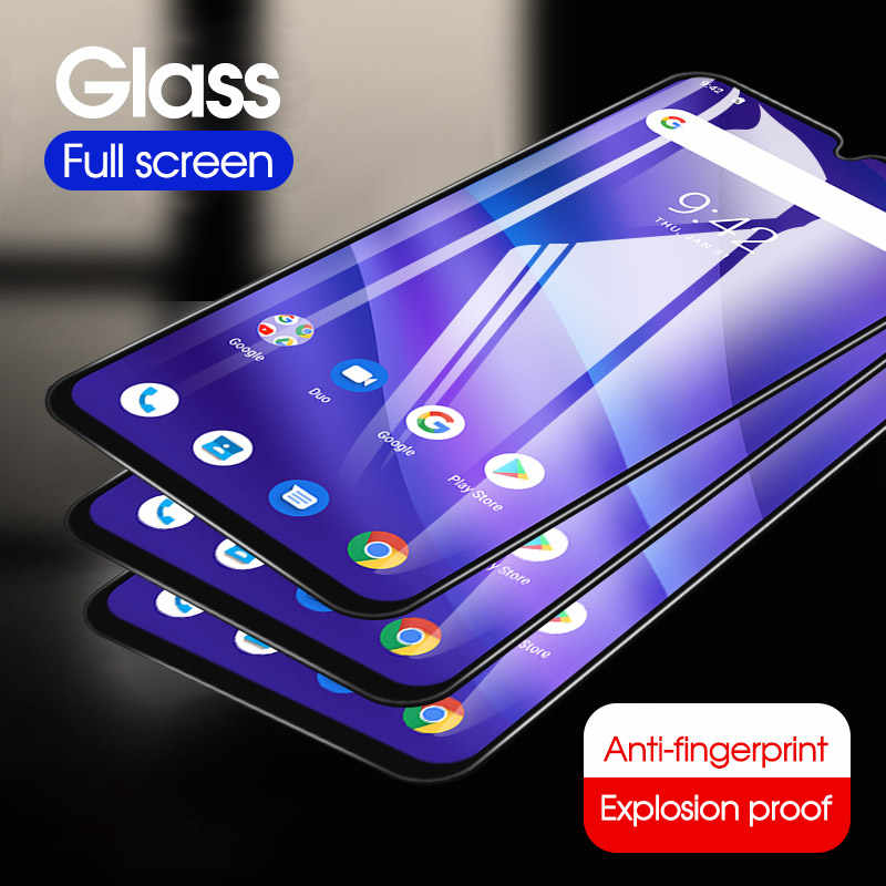 3-1PCS Tempered Glass FOR UMIDIGI A5 Pro Ultra-thin Protective Front Film Screen Protector For UMIDIGI A 5 Pro 6.3'' Case Cover