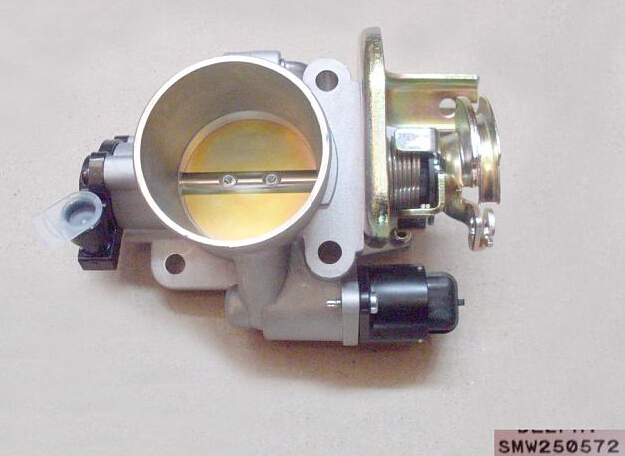 SMW250572  THROTTLE ASSY  for great wall 4g64  engine 4121200 k06n c1 great wall h3 fr combination lamp assy rh