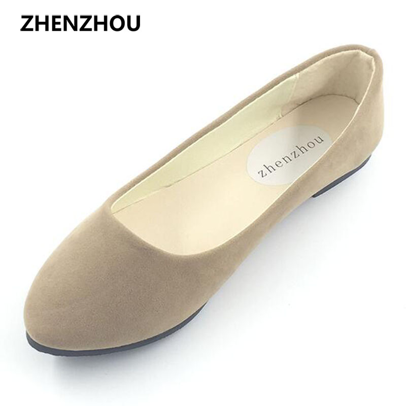 BIG size 2016 spring and autumn fashion pointed shoes women flat shallow mouth candy-colored women's shoes size foreign trade a21 big size 2016 spring fashion pointed shoes women flat shallow mouth candy colored women s shoes size foreign trade