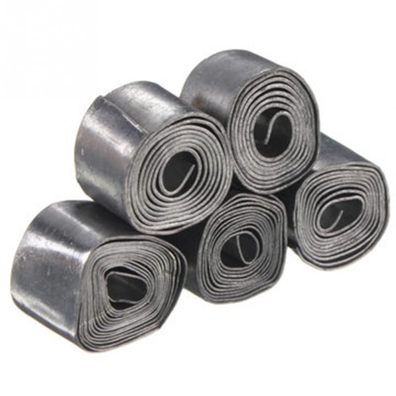 Lead Sheet Strip Lead Sinker Tin Roll Fishing Supplies Fishing Accessories Fishing Tackle 0.3mm 0.4mm 0.5mm 0.6mm