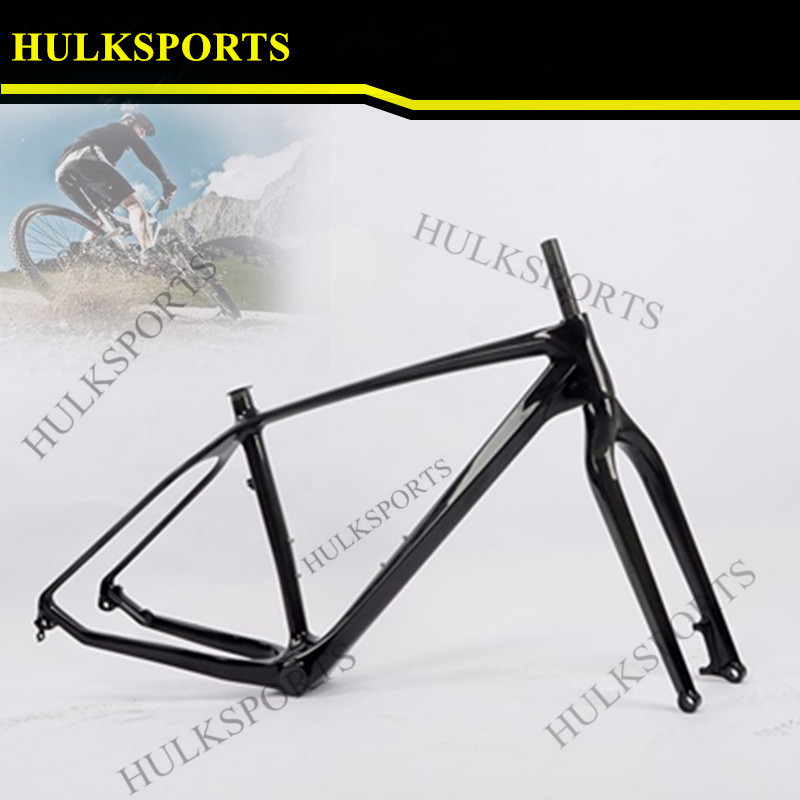 Nuevo estilo de marco de la bici de grasa de carbono Toray T700 ...