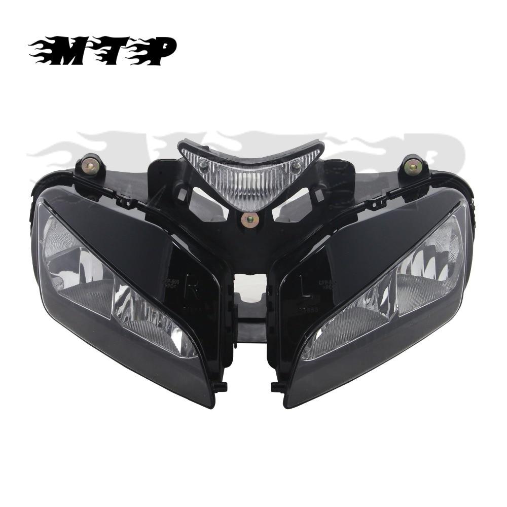 CBR 1000RR 04 -07 Motorcycle Front Head Light Lamp Headlight Housing For Honda CBR1000RR CBR1000 RR 2004 - 2007 06 05 Assembly