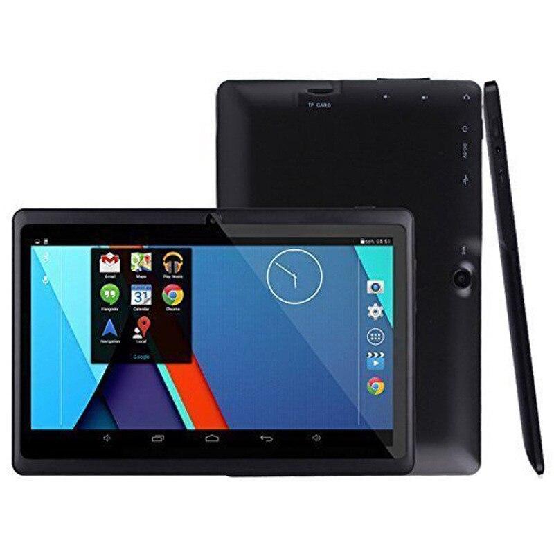 7 Dual Camera X7 Pad Allwinner A33 Quad Core 1.5GHz tablet PC 8GB Dual camera wifi OTG W/EN Keyboard Case Bluetooth WiFi Tab