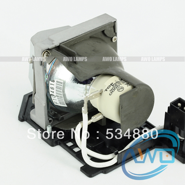 Фотография Manufacturer Original Projector lamp with BL-FU185A/SP.8EH01GC01 fit for OPTOMA DS216/DS316/DS316L/DW318/DX319/DX319P Projectors