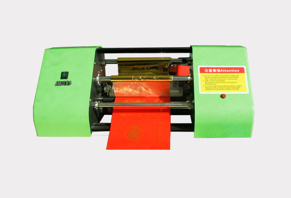 2015 High quality and quantity assured computer controlled 360A hot stamping foil machine