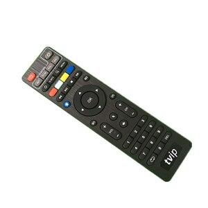 Image 4 - Originele Hot Koop TVIP Afstandsbediening Voor Tvip410 Tvip412 Tvip415 TvipS300 TVIP V605 Zwarte Kleur tvip Afstandsbediening met BT