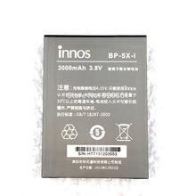 1 PCS D'origine Innos D10 3000 mAh BP-5X-i Batterie Pour Highscreen Boost 2 II SE innos D10 D10CF Haute Qualité