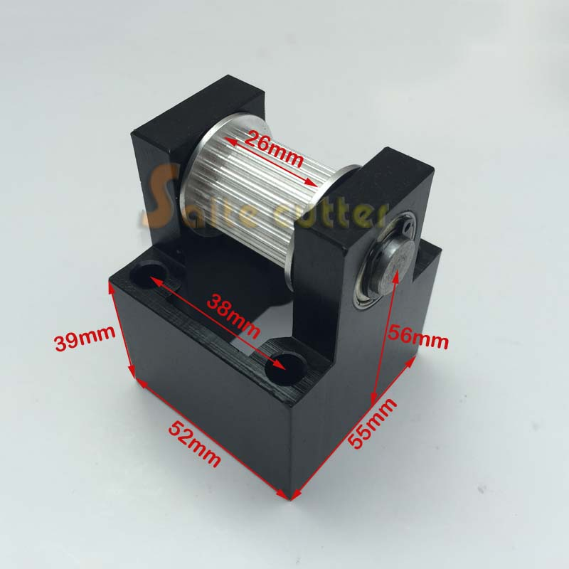 Timing Belt Pulley Synchronizing Synchronous Wheel for Co2 Laser Cutting Metal Fiber Cutter Engraver X Y Axis Accessories