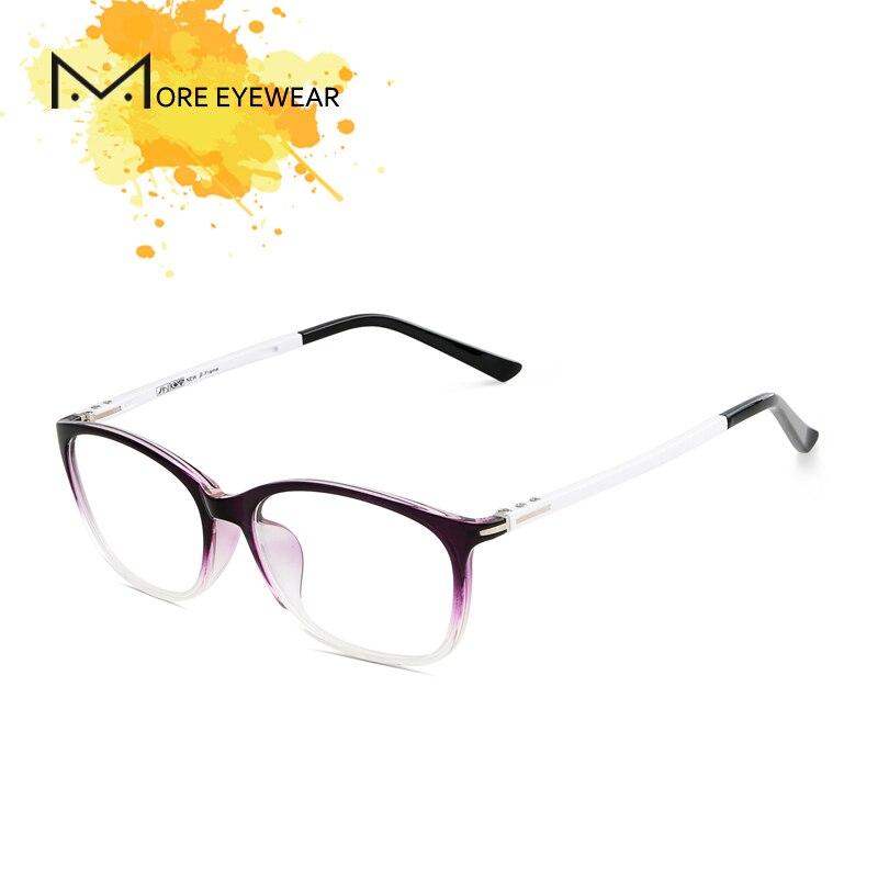 100% Waar T8129 Acetaat Optische Glazen Frame Vrouwen Bril Bijziendheid Eyewear Blauw Licht Blokkeren Bril Leesbril Warm En Winddicht