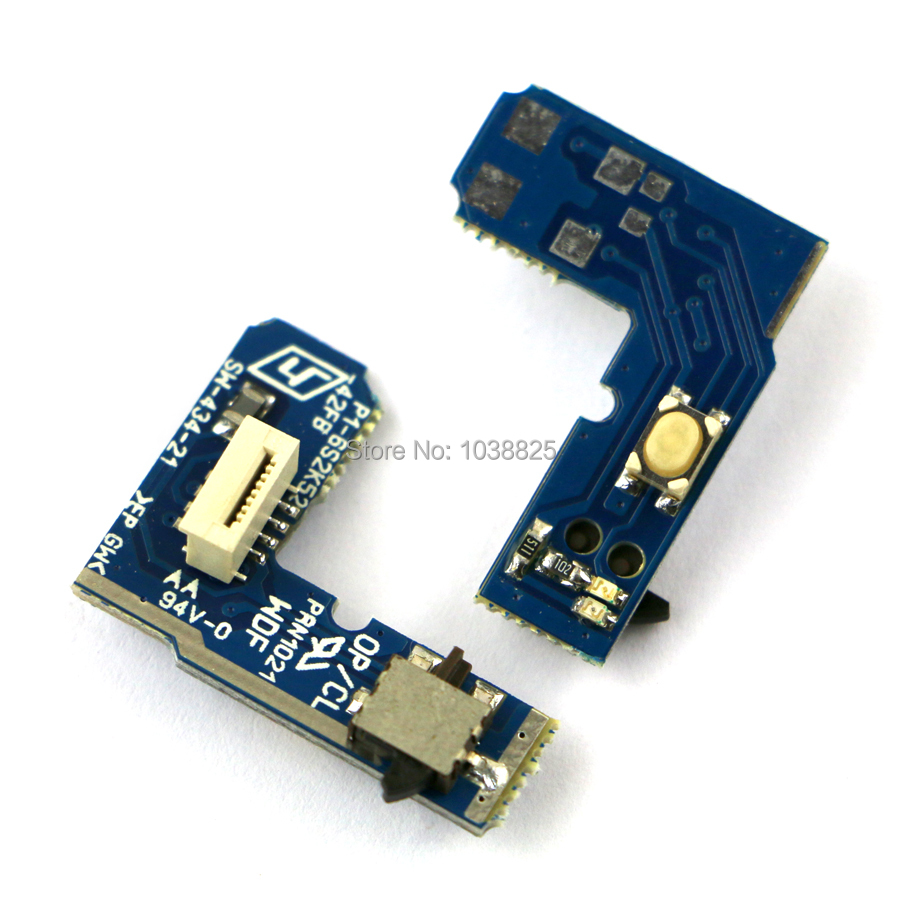 2pcs/lot For PS2 7W 700xx 7000x 70000 On/Off Power Reset Switch Board Replacement Repair Parts
