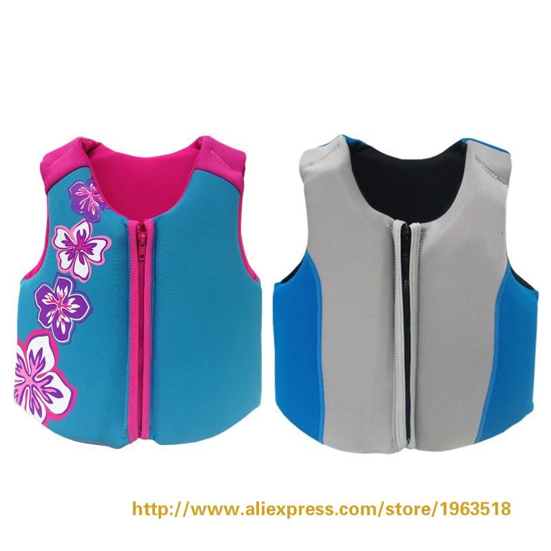 Alyberry ropa de abrigo Traje flotador para ni/ños con flotabilidad ajustable