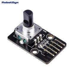 Роторный модуль кодировщика. 24 шаги