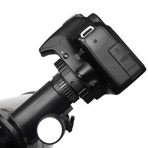 Image 5 - T2 Lens Adapter Mount Ring for Nikon DSLR Camera D800 D3100 D3200 D5200 D7000 D90 +1.25 inch Telescope Mount Adapter