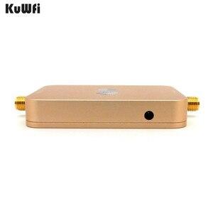 Image 3 - Amplificateur sans fil de Signal de WiFi du routeur 3000mW de puissance élevée de KuWfi 2.4Ghz 35dBm pour le quadrirotor de FPV RC