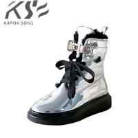sheepskin snow boots luxury designer and thick wool warm boot women shoes genuine quality fashional warm winter g boots