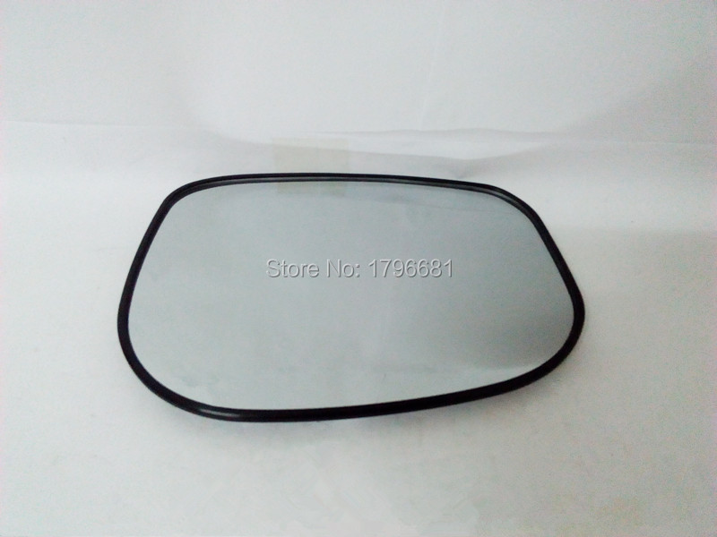 WITHOUT RIGHT DRIVER SIDE HONDA JAZZ 2006-2008 MIRROR GLASS WITH BACK PLATE