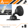 AUKEY Car Holder Dashboard Car Mount Magnetic Phone Holder Cradle for iPhone 7 6S Plus Samsung Galaxy S6 S7 Note 7 Nexus 5 4