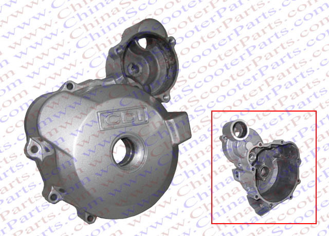 Engine Magnetor Side Cover 200CC 250 Dirt Pit Bike ATV Lifan ZongShen Shineray BaShan Parts
