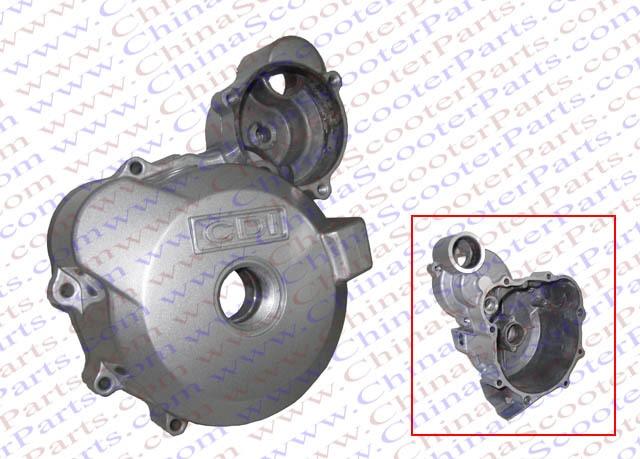 Engine Magnetor Side Cover 200CC 250 Dirt Pit Bike ATV Lifan ZongShen Shineray BaShan Parts zongshen loncin lifan shineray jialing cqr 250cc dirt pit bike rear brake pump motorcycle accessories part