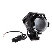 BIFI-Waterproof CREE LED U5 Spot light Motorcycle Headlight Fog Light 30W Daytime Running Lights