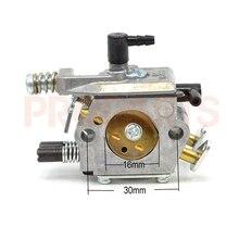 MP16 45CC 52CC 58CC Chainsaw Carburetor 2 stroke Engine 4500 5200 5800 Chainsaw