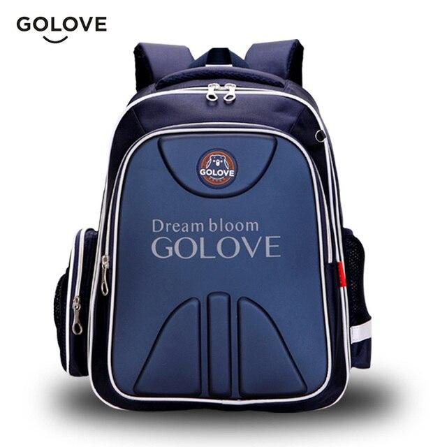 British Le Children School Bags For Boys Orthopedic Breathable Backpacks Kid Book Bag Satchel Knapsack Mochila