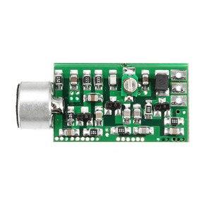 Image 4 - LEORY Modulo Trasmettitore FM Mini Modulo Microfono Senza Fili MICROFONO Senza Fili Trasmettitore Audio FM Emissione MICROFONO Bordo di Centro V4.0 100MH