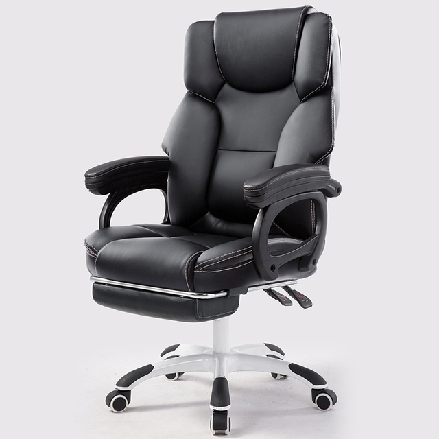 Computer Chairs Home Office Armchairs Boss Chairs Reclining Executive Chair  Seating Lunch Break Chairs