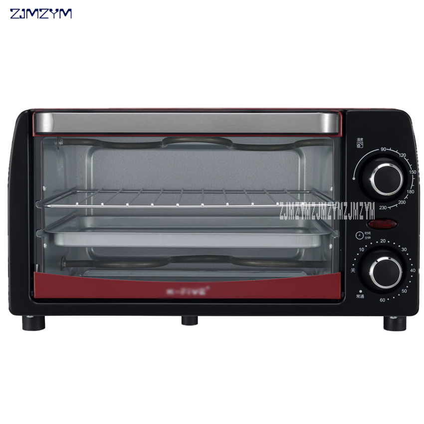 Quality Gift Mini Oven 10L Home Getting Started Baking BBQ Biscuits DIY Small Cake Pizza getting started with cadkey