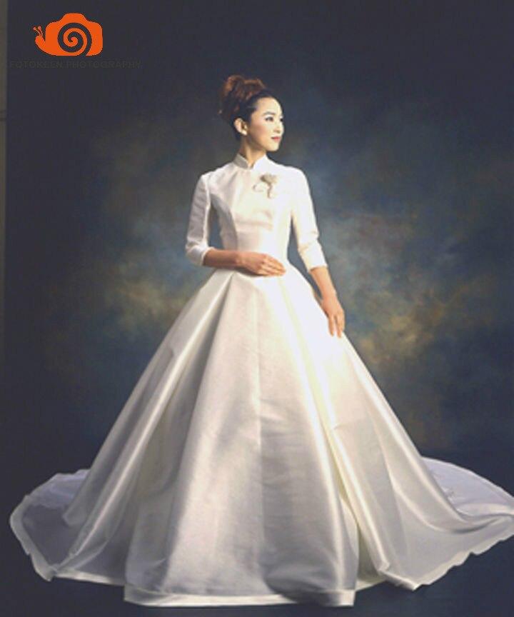 Professional10x20ft mousseline 100% peint à la main Photo toile de fond, fantaisie mariage studio photographie toile de fond
