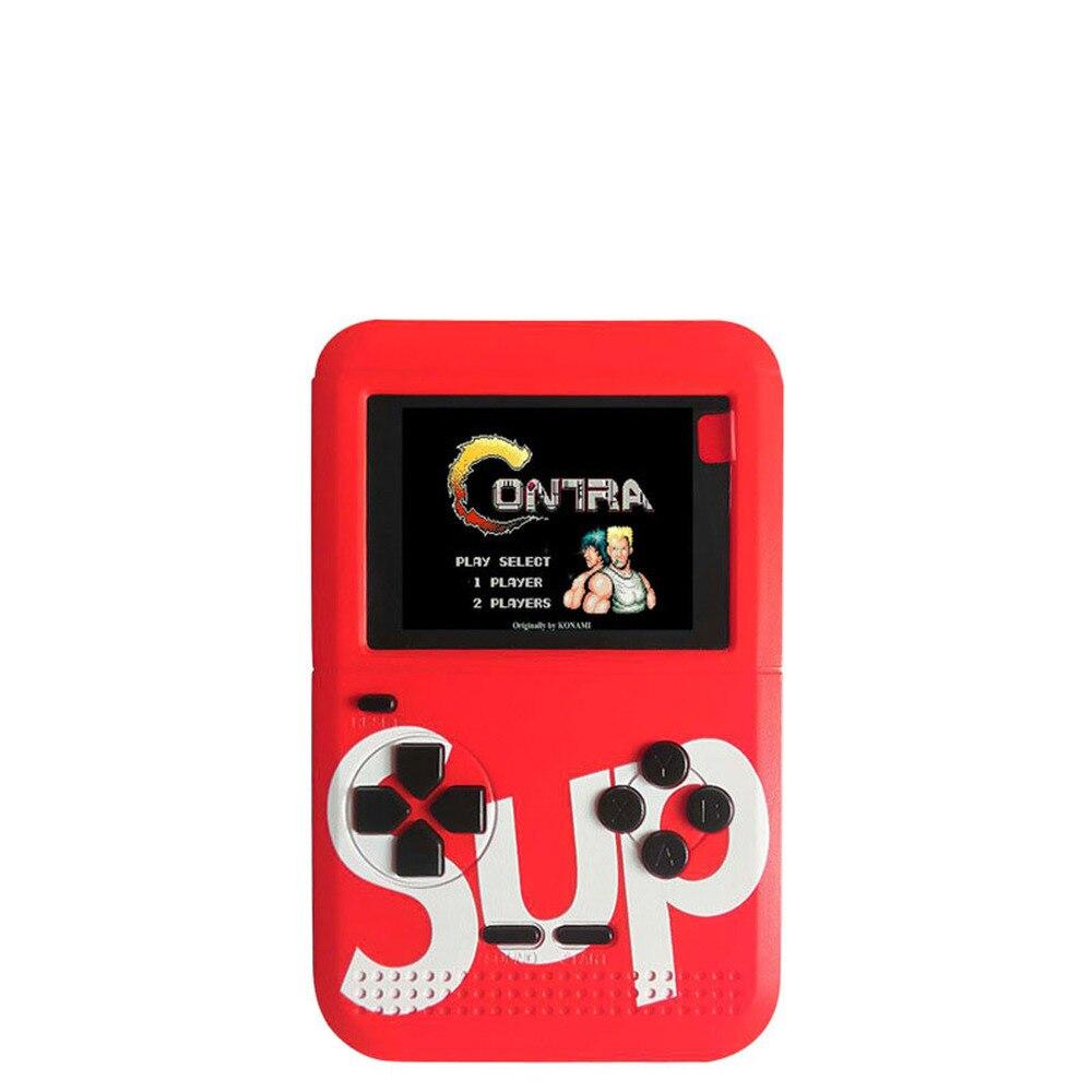 Image 4 - GRWIBEOU Retromax 8 бит мини портативная игровая консоль встроенный 300 игр 3 дюйма LCD Видео игры плеер детский подарок-in Портативные игровые консоли from Бытовая электроника