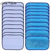 Салфетка для уборки 10 влажные + 10 сухой для iRobot Braava 380 380 т 320 мяты 4200 4205