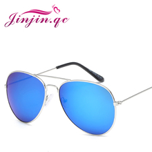 Jinjin.QC Aluminum Magnesium Men's Sunglasses Polarized Women Coating Mirror Glasses oculos Male Eyewear Accessories For Men все цены