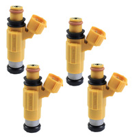 4pcs/lot 100% New Original Fuel Injectors OEM CDH275 MD319792 63P1376100 for Marine Yamaha F150 Outboard Four Stroke Mitsubishi
