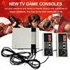 Mini TV Handheld Family Recreation Video Game Console AV Port Retro Built-in 620 Classic Games Dual Gamepad Gaming Player 2