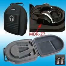 Boxs de Fone De Ouvido para Sony MDR-Z7 Vmota e Beyerdynamic DT880 pro/DT990 PRO/DT1990 PRO/T90/DT770 pro auscultadores mala