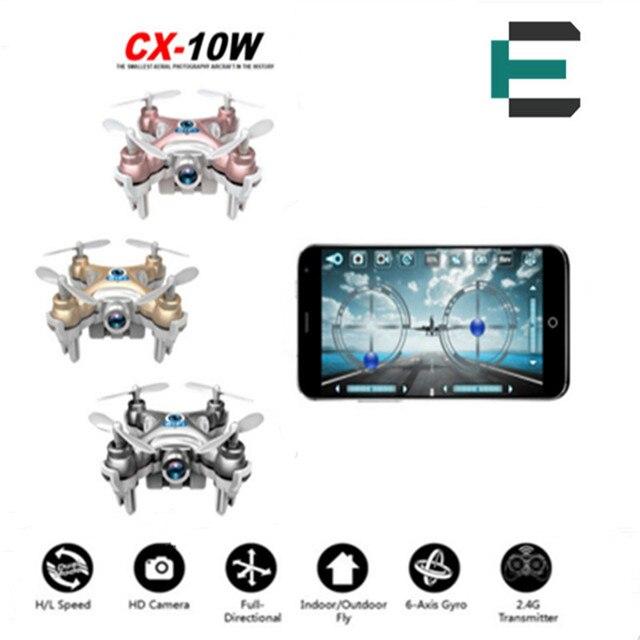 Cheerson CX-10 CA-STARS CX-10C CX 10W pocket Drone with HD Camera