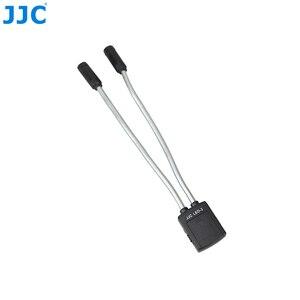 Image 2 - JJC DSLR كاميرا مرنة ماكرو LED مصابيح فلاش ضوء Speedlight لكانون 60D 5D مارك II 5D مارك III 760D 750D سوني نيكون ضوء