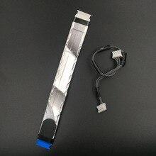 10PCS Verwendet Für PS4 Blu ray Stick 4 Pin Power Flex Draht/Kabel & Flex Band